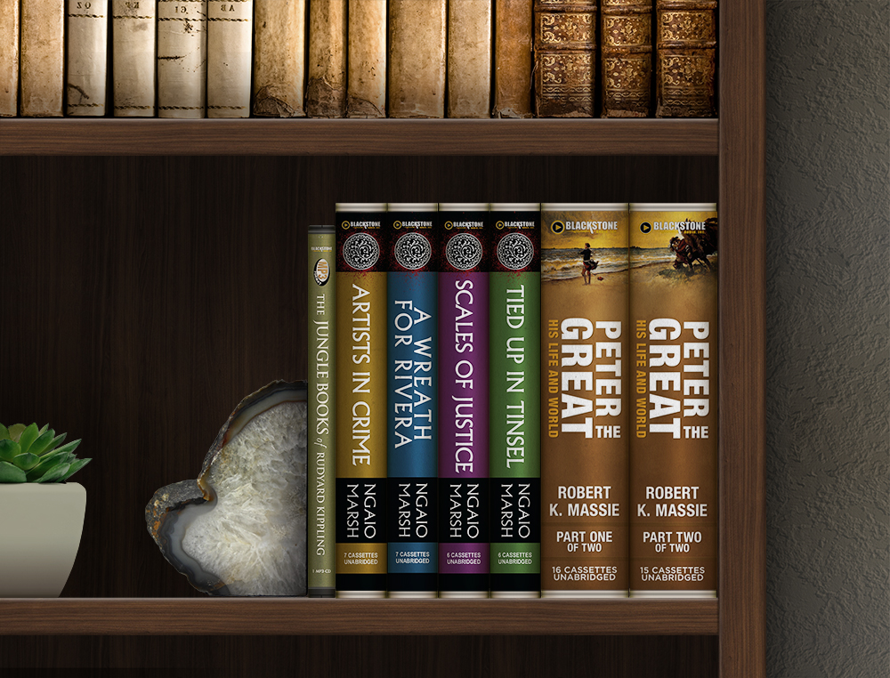 BookSpines